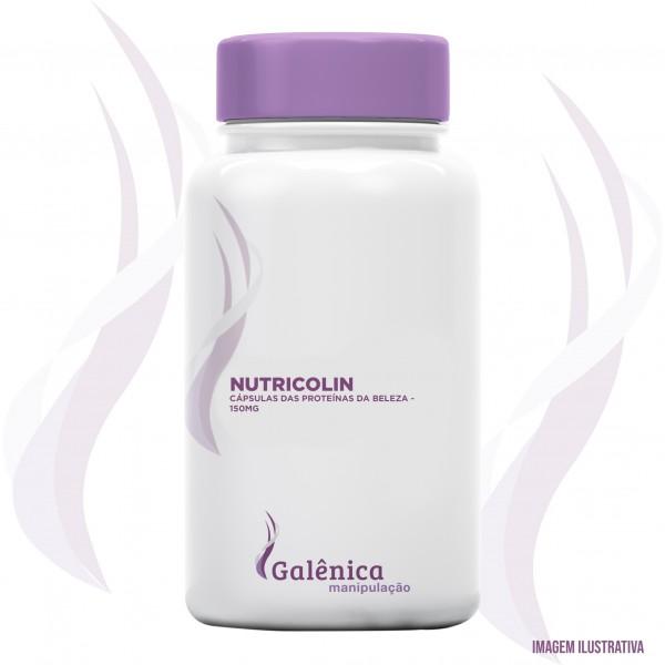 Nutricolin - Cápsulas das proteínas da beleza - 150mg - 60 cápsulas
